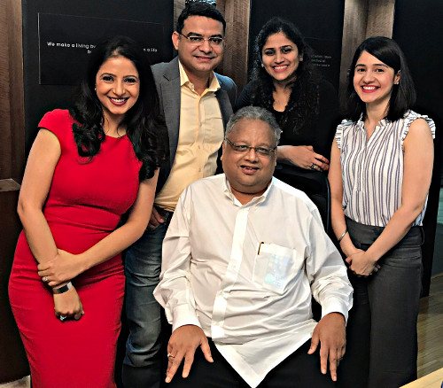 Rakesh Jhunjhunwala Success Story In Hindi