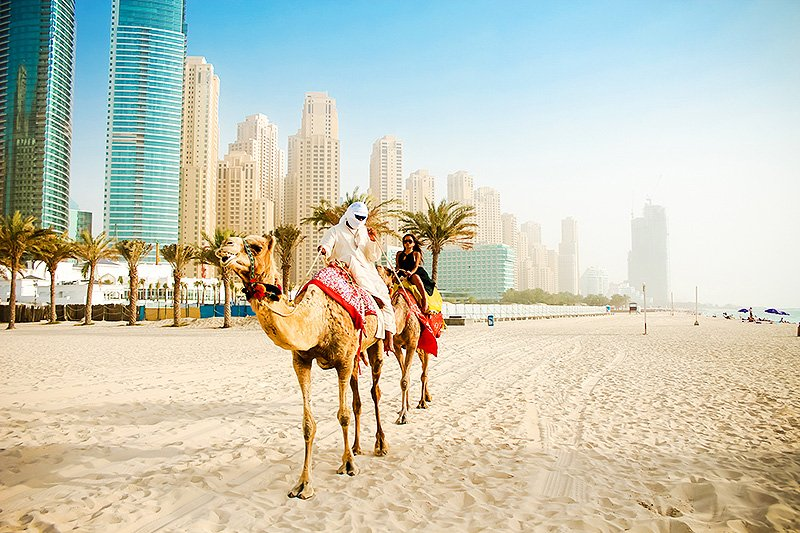 Top 10 Dubai Interesting Facts in Hindi