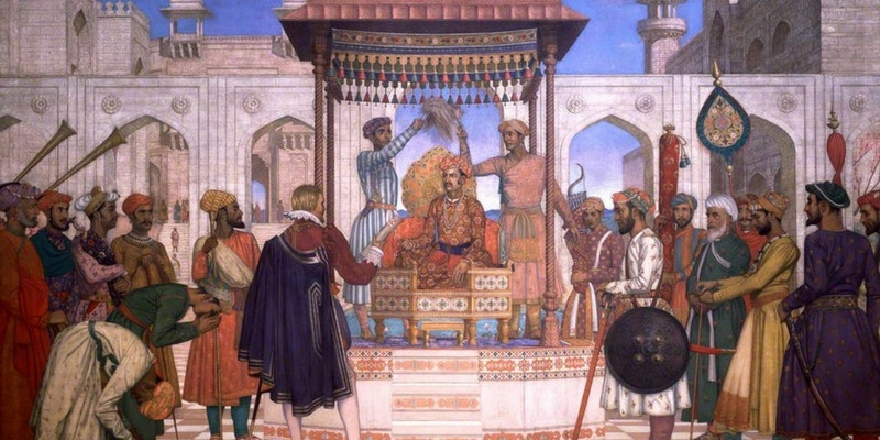 How Did India Come to East India Company