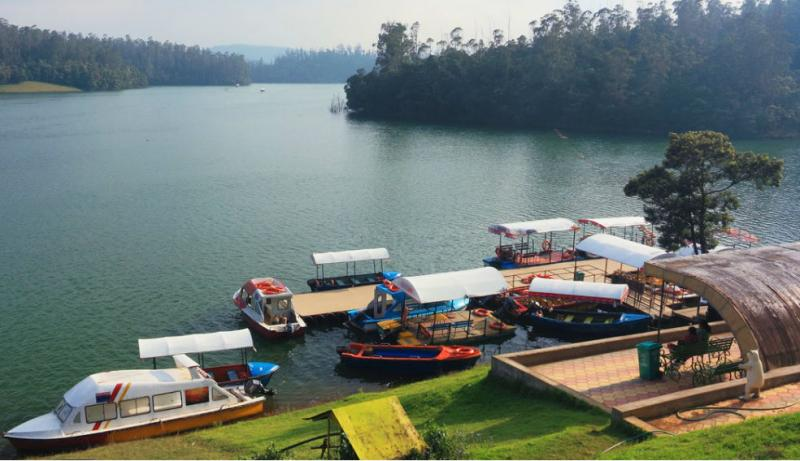 Most Popular Places in Ooty