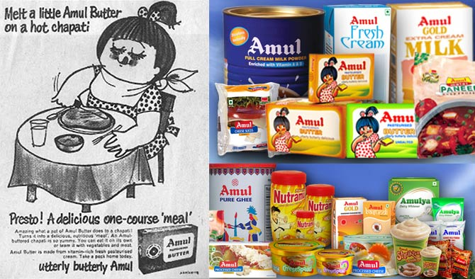 Amul Dairy Success in Hindi