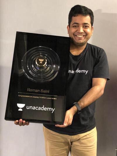 Roman Saini Success Story In Hindi