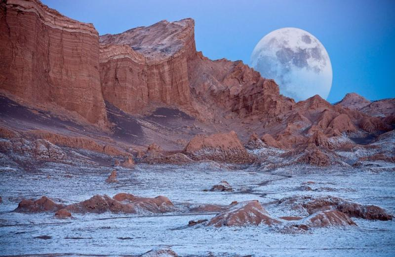 Most Breathtaking Desert Landscapes