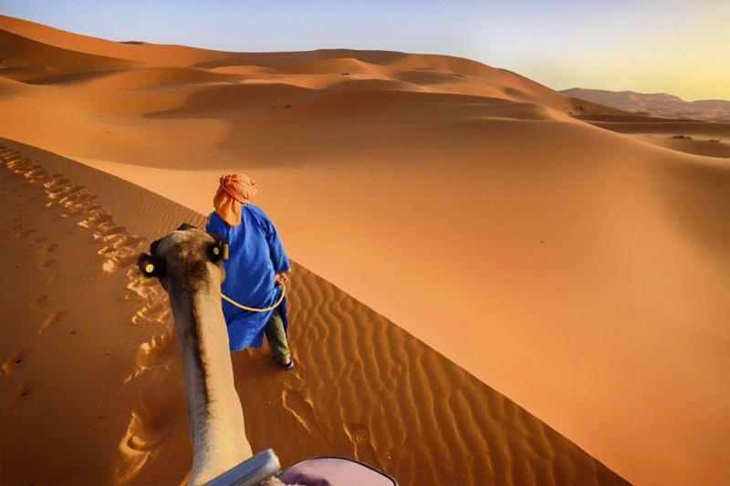 Most Breathtaking Desert Landscapes