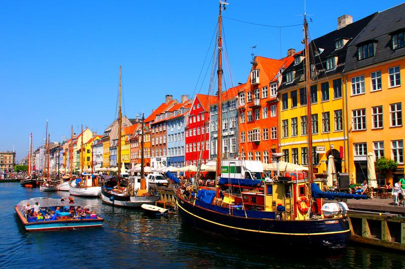 Most Colorful Cities in the World