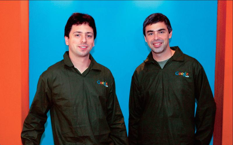 Google Founder Larry Page Biography In Hindi