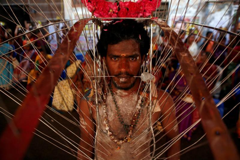 Top Strange Festivals India In Hindi