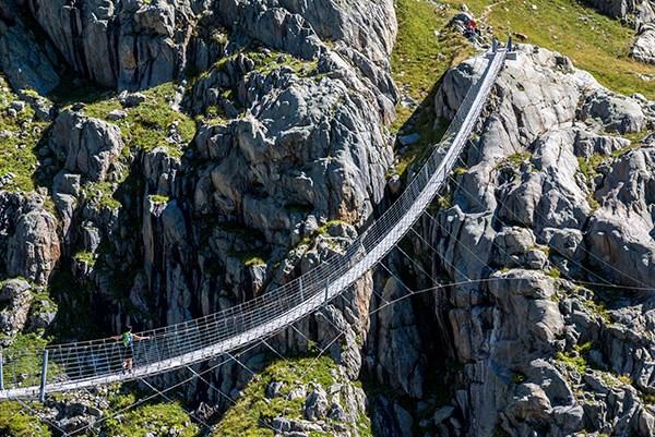 World Dangerous Bridge In Hindi