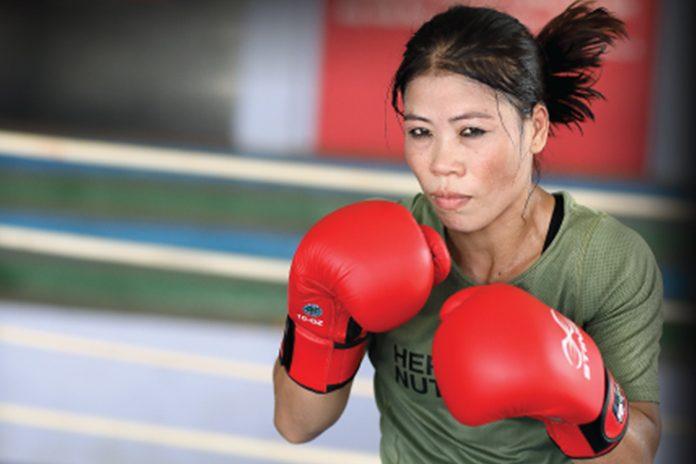 Boxer Mary Kom Biography In Hindi