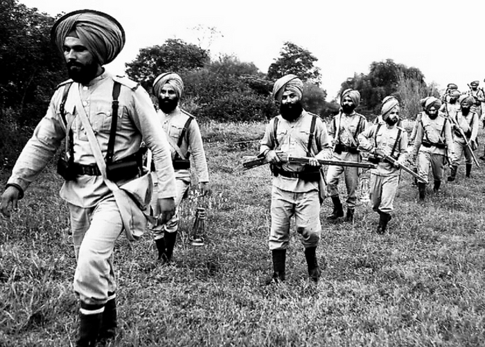 Battle of Saragarhi In Hindi
