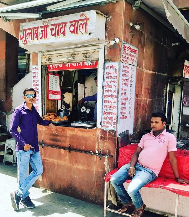 Gulab Ji Chai Wale Story In Hindi
