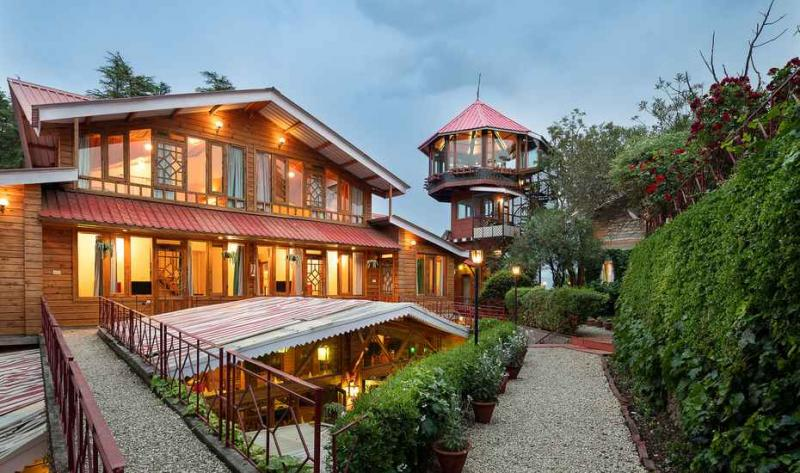 Best Resorts in Himachal