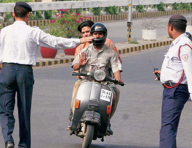Traffic Rules from 2019 In Hindi