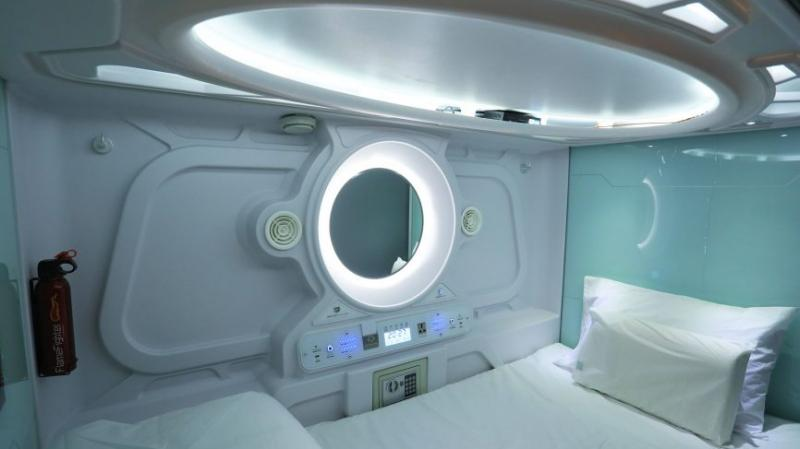 Best Capsule Hotels in the World