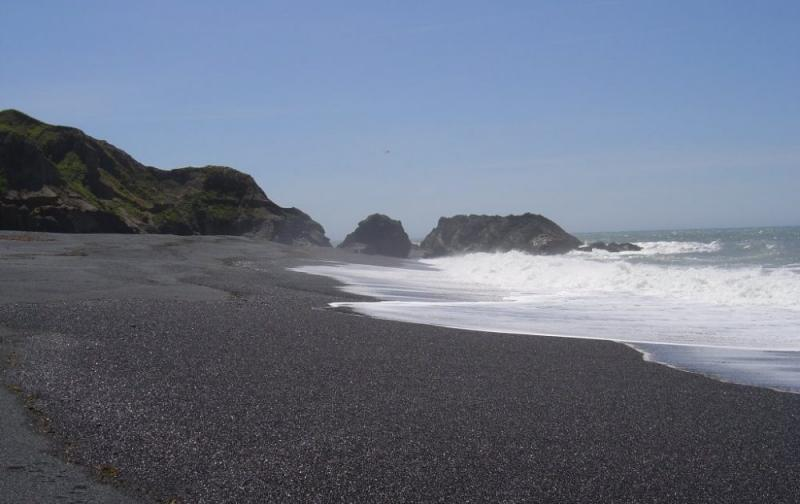 Most Popular Black Beaches in the World