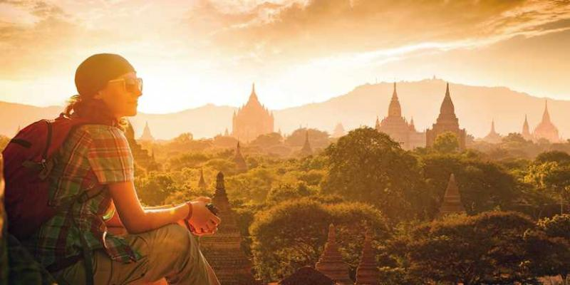 Top Health Benefits of Travelling