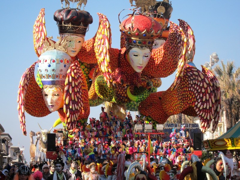 Most Popular Festivals from All Over the World