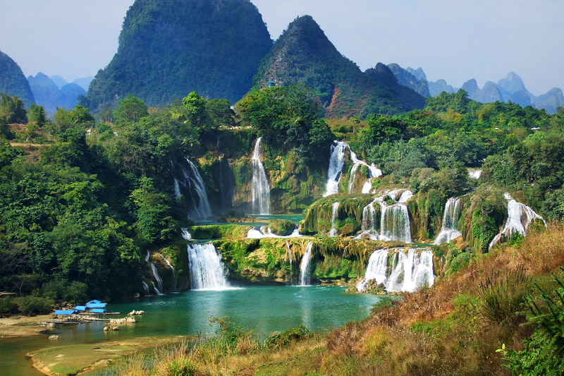 Most Beautiful Waterfalls in the World