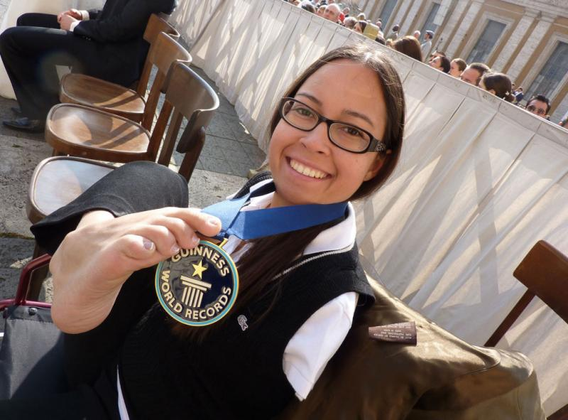 First Armless Pilot Jessica Cox Story In Hindi