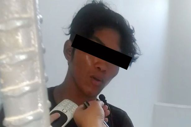Bagtong lloyd Murder Case Eat woman Brain In Hindi