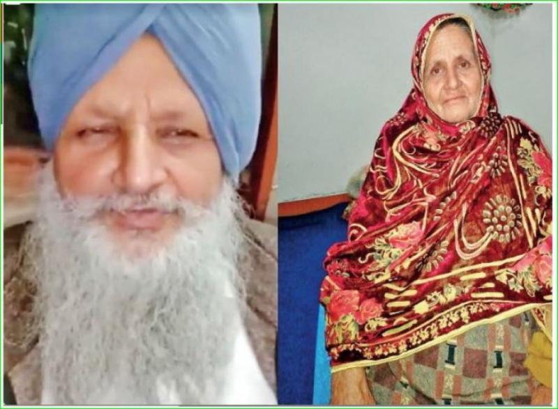 Ranjit Singh Meet Sister Sakina