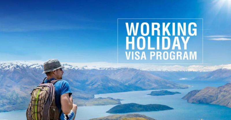 Countries that Provide Working Holidays Visa