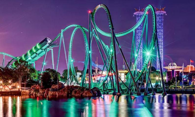 Biggest Amusement Park in the US