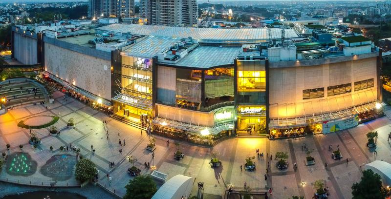 Biggest Shopping Malls in India In Hindi