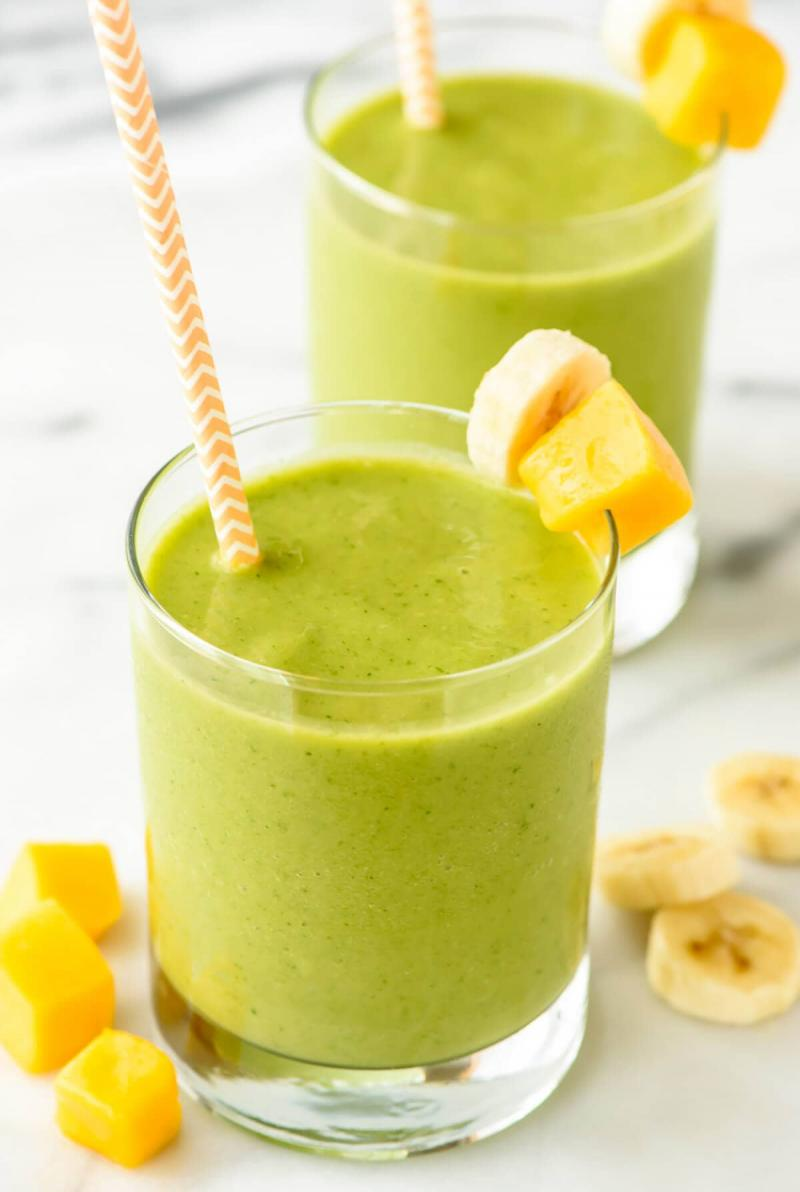 Offer a health boost to smoothies and juices.