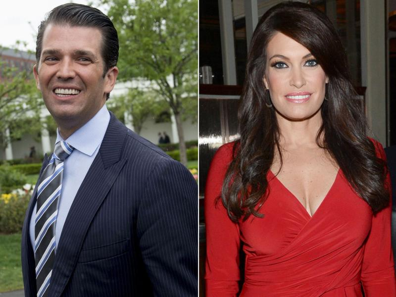 Kimberly Guilfoyle  Affairs