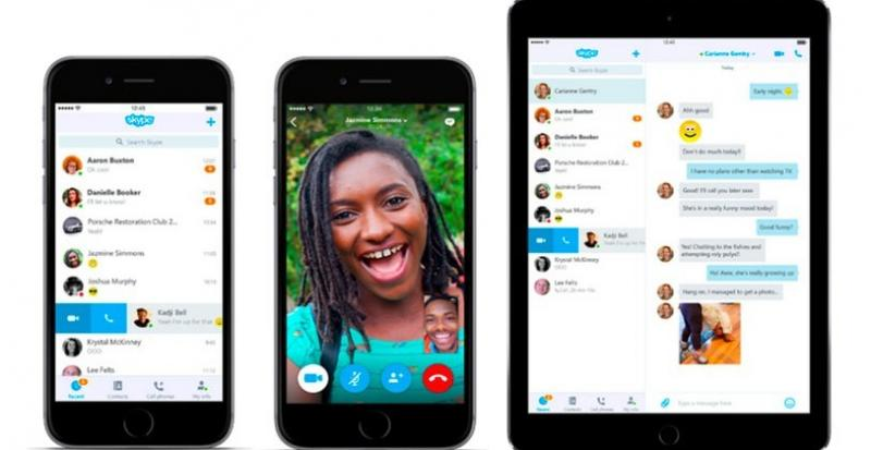 Skype -Apps that Must Have For Entrepreneurs in their Smartphones