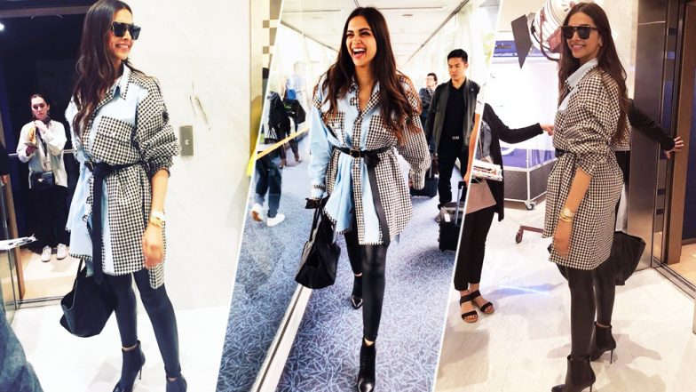 Deepika Padukone at71st edition of the Cannes Film Festival