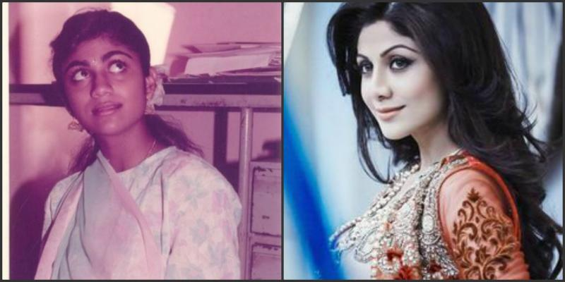 Shilpa Shetty Kundra Makeover Before and After