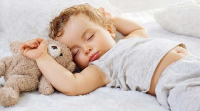 How much sleeping hours your child need?