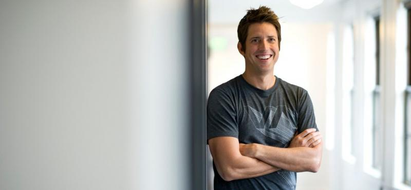 GoPro Founder Nick Woodman paid out his 10 years old promise.