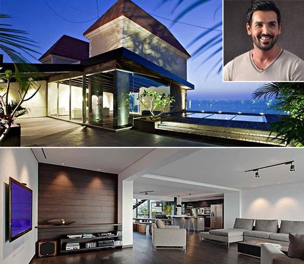 John Abraham's Luxury Home