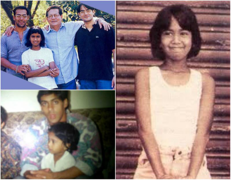 Lesser Known Facts about Salman Khan's Sister Arpita Khan Sharma and her Adoption