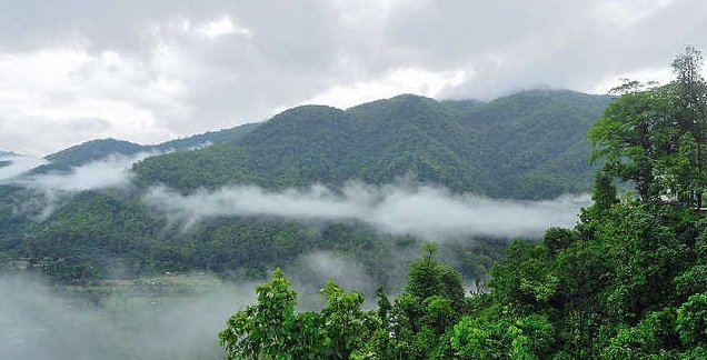 Latimawsiang Hidden tourist places in India