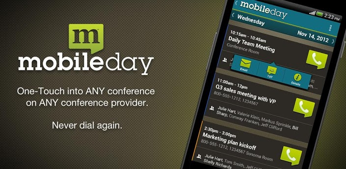 MobileDay -Apps that Must Have For Entrepreneurs in their Smartphones
