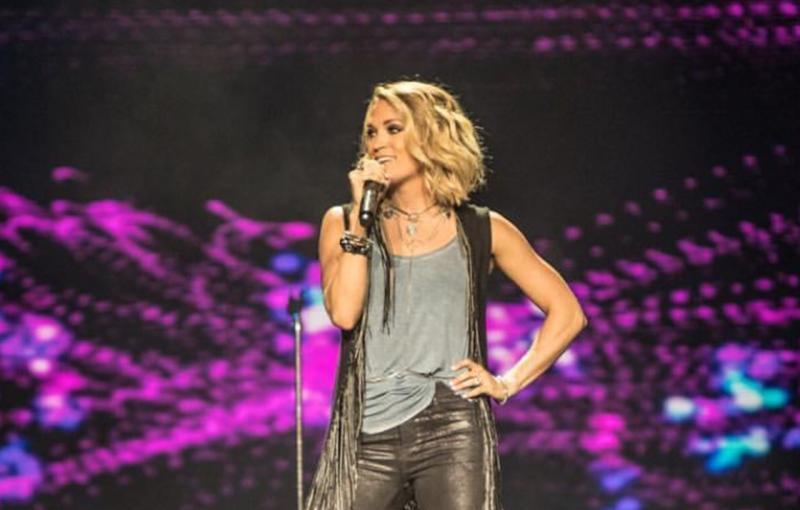 American Idol Star Carrie Underwood