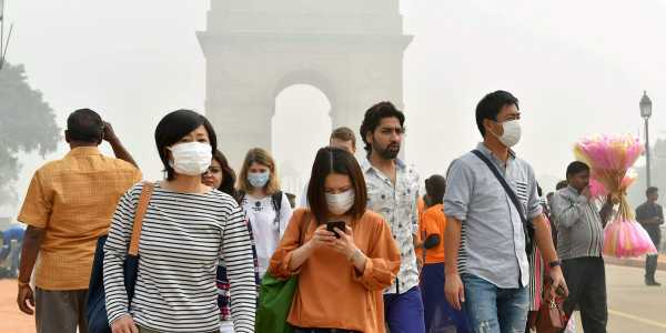 14 Indian cities are most polluted of the world