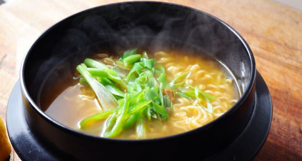 Hot Soups ForOvercome from Coldand Flu
