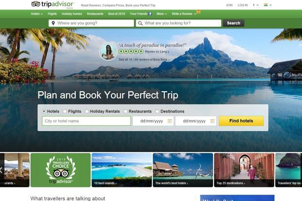top travel companies in India