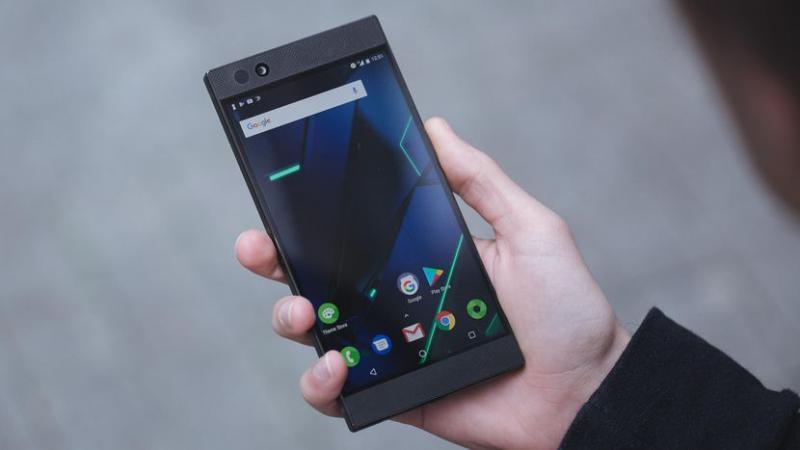 Best Gaming Phones of 2018 - Razer Phone