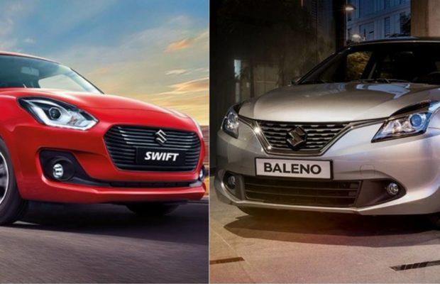 Maruti Suzuki Recalled Around 52000 Units of New Baleno & Swift