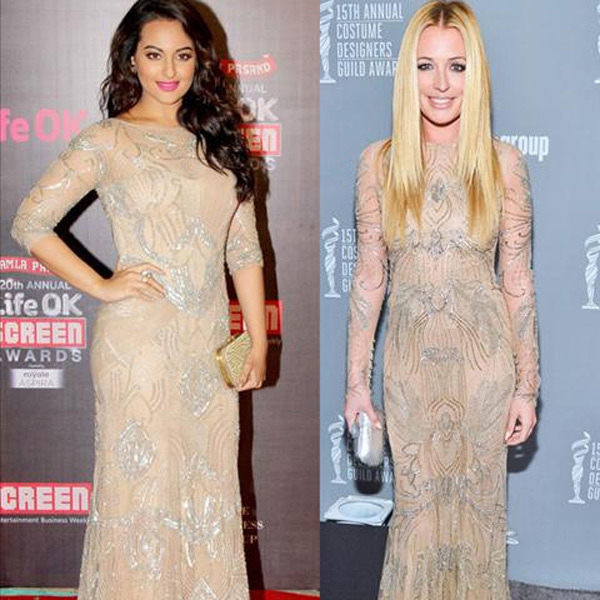 Sonakshi Sinha Copied Cat Deeley