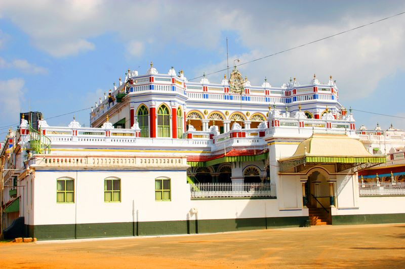 Chettiand Palaces, Hidden tourist places in India
