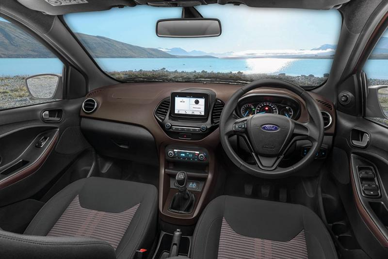 Ford Hatchback Freestyle Car Features - Interiors