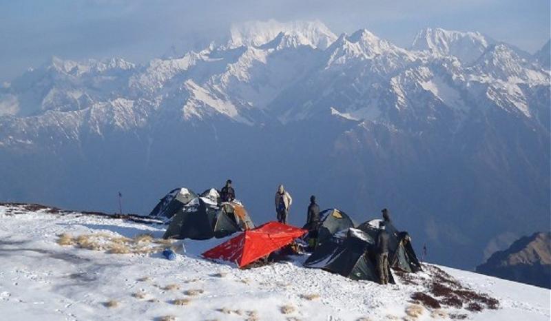 Pangarchulla Trekking