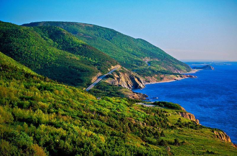 Cape Breton Island, in Canada
